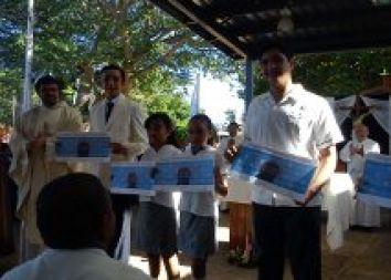 Meksyk: Odnowienie ślubów zakonnych 2013