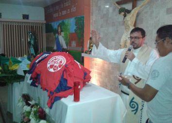Campeche, MX: Liga piłkarska Ojca Jordana 2014