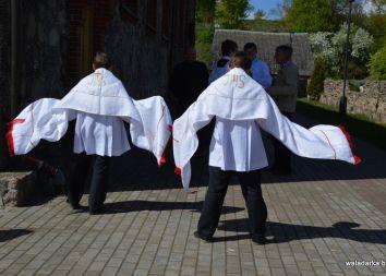 Brasław, Białoruś: Święcenia kapłańskie 2014