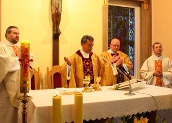 Seminarium: Śluby zakonne 2014