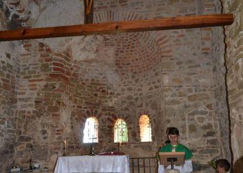 Albania, Bilaj: Uroczystość na cyplu
