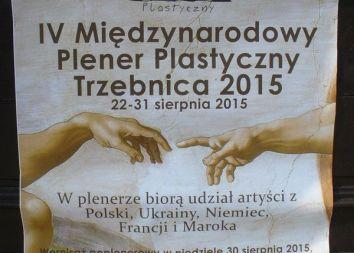 Trzebnica: Międzynarodowy plener 2015