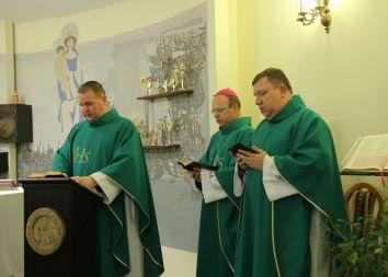 Międzywodzie: Rekolekcje kapłańskie