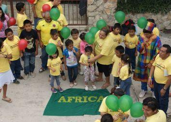 Meksyk: Balonowy różaniec