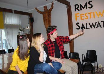 RMS: Sylwester młodzieży salwatoriańskiej