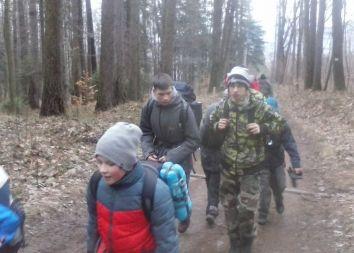 Mikuszowice Śląskie: Ministranci w górach