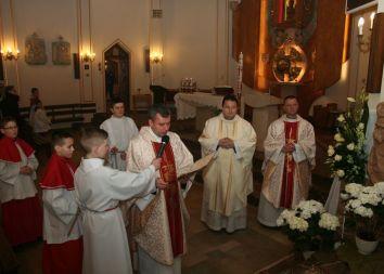 Ponice: Apostołowie Miłosierdzia w Parafii
