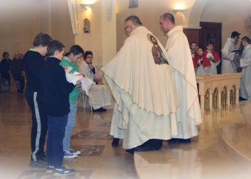 Mikuszowice Śląskie: Przyjęcie do służby liturgicznej