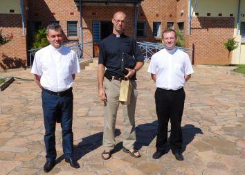 Zambia: Inauguracja parafii w Mungu