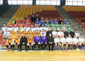 WSD: Mistrzostwa w piłce nożnej halowej