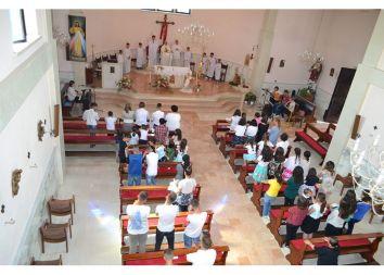 Bilaj: Tydzień sakramentów