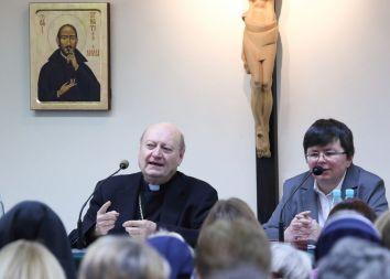 Kraków CFD: Kard. G. Ravasi czytał księgę Izajasza