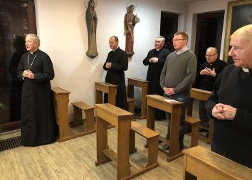Inauguracja roku Księdza Jordana w Łagiewnikach