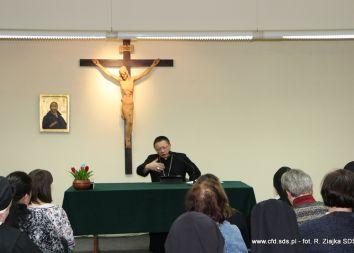 CFD: Kościół odmładza się…