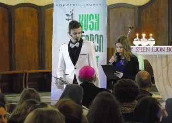 Albania: Koncertowa parafia