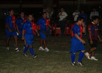 Campeche: Inauguracja Ligi O. Jordana 2010