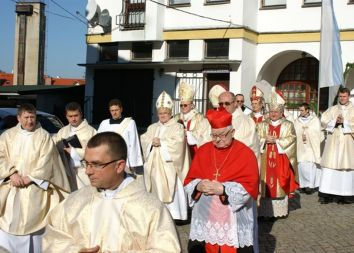 Trzebnica: Uroczystości Jadwiżańskie 2010