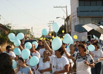 Meksyk: Salwatoriański Tydzień Matki Zbawiciela 2010