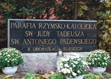 Oborniki Śląskie: Odpust parafialny ku czci św. Judy Tadeusza 2010