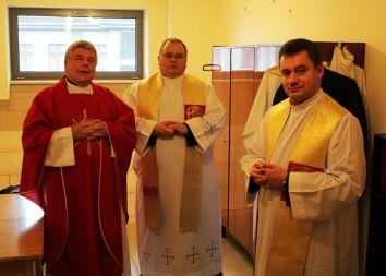 Trzebinia: Rozpoczęcie IX Synodu Prowincjalnego 2010