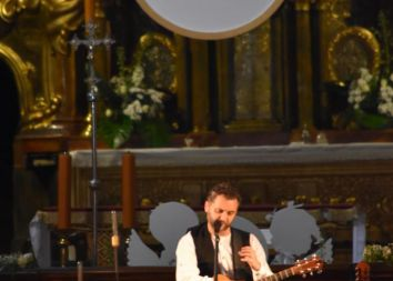 Trzebnica: Dziękczynny koncert: Na skrzyżowaniu Świętych Dróg