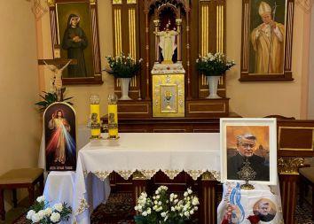 Kraków: Urodziny Bł. Założyciela Salwatorianów w szpitalu im. Św. Jana Pawła II