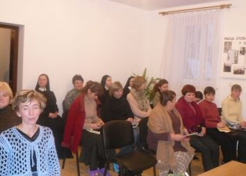 Brasław (Białoruś): Sesja formacyjna o Eucharystii 2010