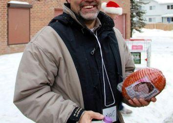 Calgary: Przedświąteczna pomoc 2010
