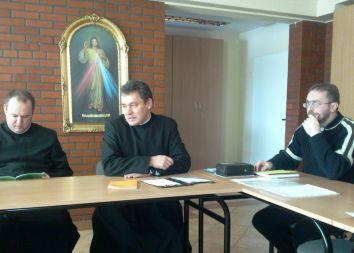 Trzebinia: Spotkanie rekolekcjonistów 2011