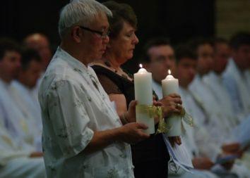 Australia: Pierwsi Salwatorianie Świeccy w Regionie 2011