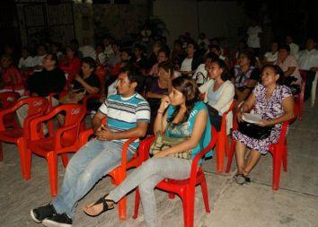 Campeche, MX: Rodzina Salwatoriańska w komplecie 2011