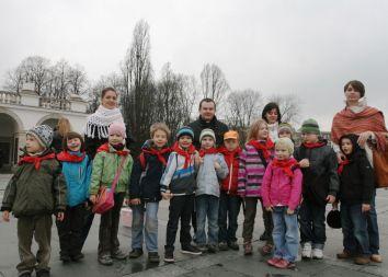 Warszawa: Most. Każdy mały jest wielki 2011