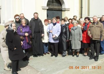 Kraków: Rekolekcje dla rodziców członków Rodziny Salwatoriańskiej 2011