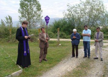 Bilaj, Albania: W Krzyżu zbawienie 2011