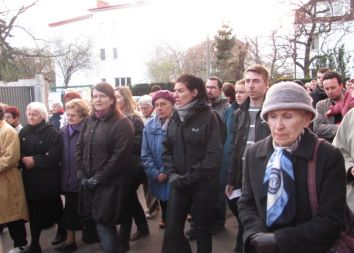 Warszawa: Droga Krzyżowa 2011