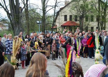 Oborniki Śląskie: Niedziela Palmowa 2011
