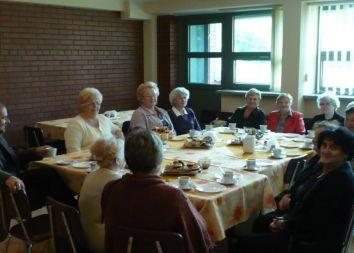 Trzebinia: Rekolekcje dla bliskich salwatorianów i salwatorianek 2011