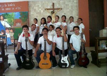 Meksyk: Alabanzas a mi Dios 2011
