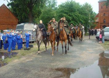 Pielgrzymka konna: Małe i duże konie w droze do Lichenia 2011
