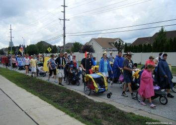 Merrillville, USA: Pielgrzymka 2011