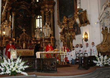 Trzebnica: Bartłomiejki u św. Jadwigi 2011