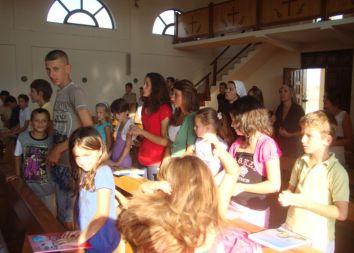 Albania/Jubica: Zakończenie wakacji 2011