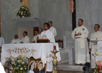 Meksyk: Triduo Salvatoriano 2011