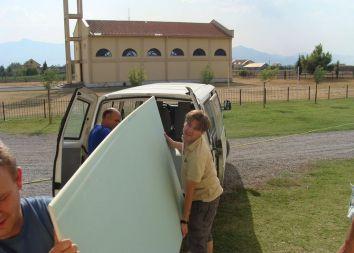 Albania: Mała kaplica o wielkim znaczeniu 2011