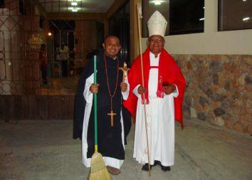 Campeche, Meksyk: Marsz wszystkich świętych 2011