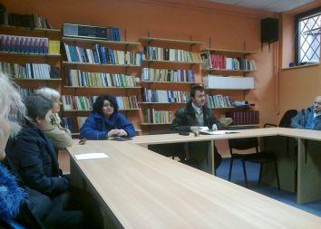 Warszawa: Spotkanie integracyjne salwatorianów świeckich 2011