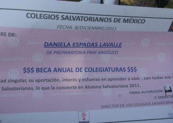Meksyk: Jubileusz 130-lecia Rodziny Salwatoriańskiej 2011