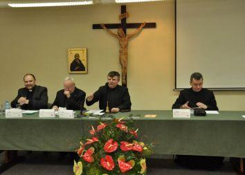 Kraków: Kapituła prowincjalna - dzień 3