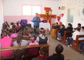 Albania, Bilaj: Zamieszkała u nich Matka Ubogich 2012