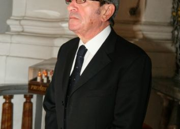 Trzebnica: Arturo Mari u św. Jadwigi 2012